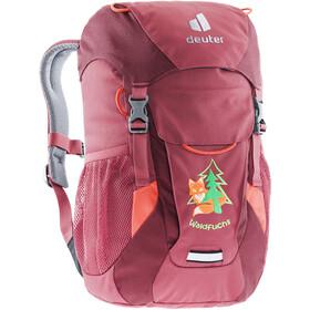 deuter Waldfuchs Backpack 10l Kids, rosa/rojo